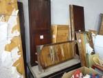Wooden wardrobe - Lot 8 (Auction 44530)