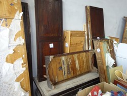 Wooden wardrobe - Lot 8 (Auction 44530)