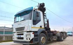 Iveco Magirus 440E43 TP demountable truck - Lot 1 (Auction 4458)