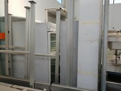 Walls and doors in aluminum and glass - Lot  (Auction 4462)