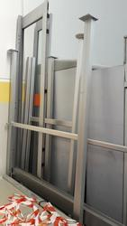 Walls and doors in aluminum and glass - Lot 1 (Auction 4462)