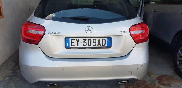 Immagine n. 2 - 6#4464 Autovettura Mercedes A180 cdi