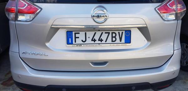 Immagine n. 6 - 7#4464 Autovettura Nissan Xtrail