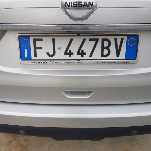 Immagine n. 14 - 7#4464 Autovettura Nissan Xtrail