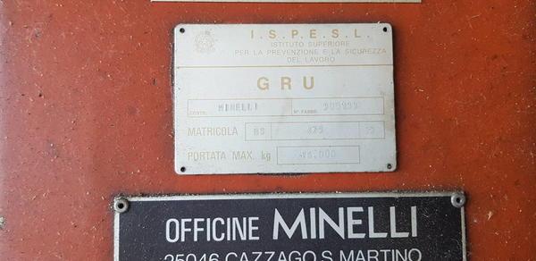 Immagine n. 8 - 9#4464 Caricatore ragno Minelli