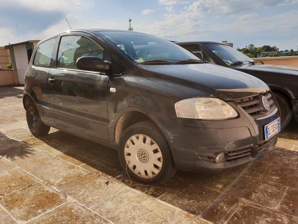 1#4466 Volkswagen Fox