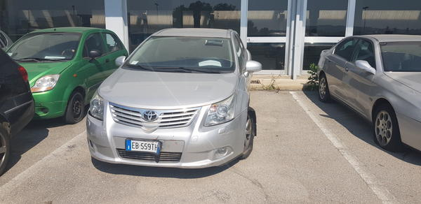 Immagine n. 1 - 4#4468 Automobile Toyota Avensis