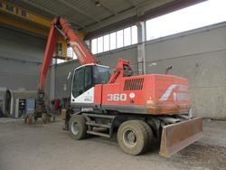 Minelli Cm 360 loader - Lote 1 (Subasta 44740)