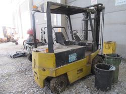 Electric lift truck OM E 40 - Lot 10 (Auction 44740)
