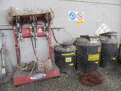 Liquid suction system Toolservice fluid - Lot 15 (Auction 44740)