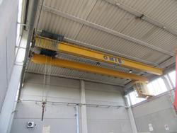 Double girder overhead traveling crane Omis - Lote 18 (Subasta 44740)