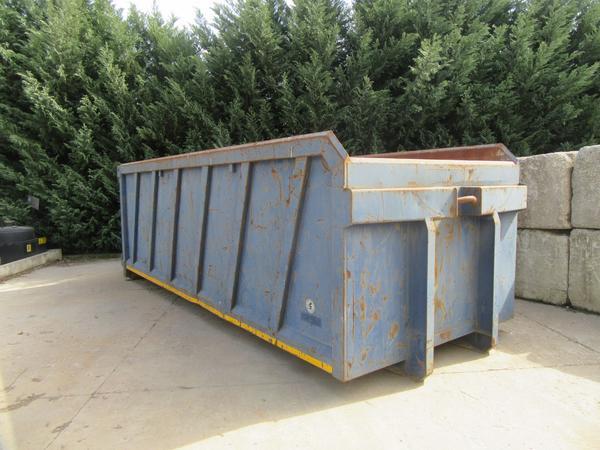 28#44740 Container scarrabili