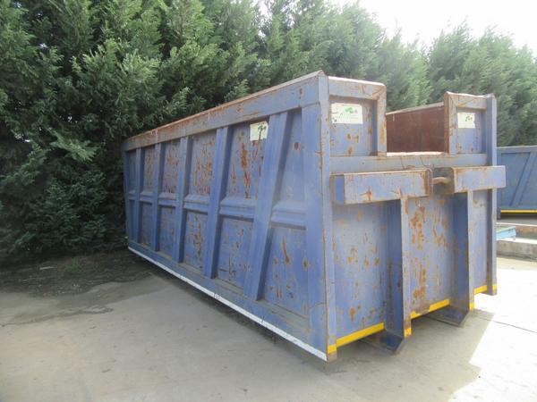 29#44740 Container scarrabili