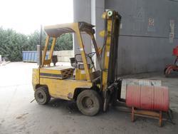 Lift truck Lugli L 35 - Lot 3 (Auction 44740)