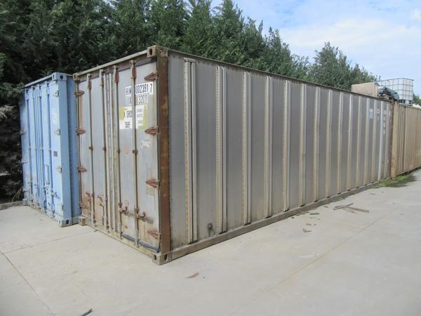 31#44740 Container uso navali