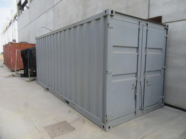 32#44740 Container uso navali