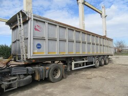 Gervasi TDC368 semi trailer - Lot 4 (Auction 44741)