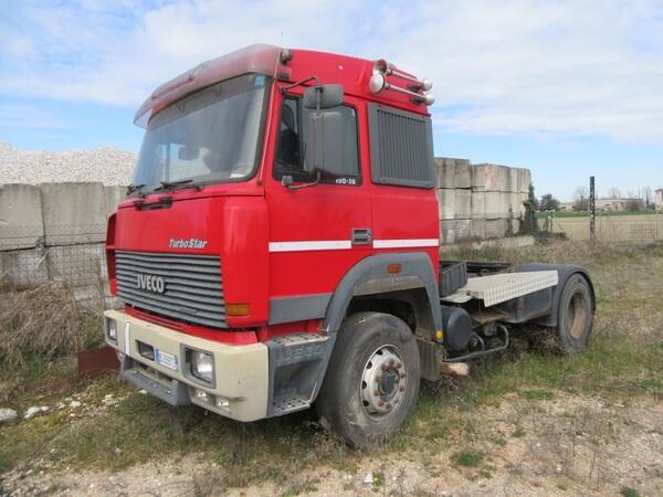 6#44741 Trattore stradale Iveco in vendita - foto 1