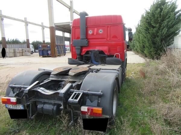 6#44741 Trattore stradale Iveco in vendita - foto 6