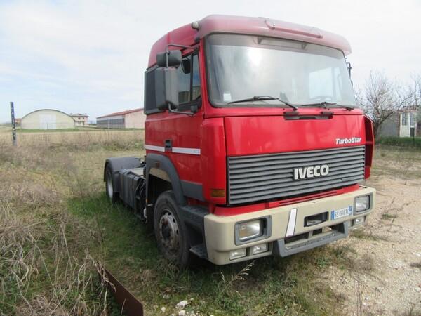 6#44741 Trattore stradale Iveco in vendita - foto 7