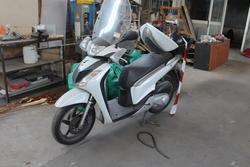 Honda motorcycle - Lote 16 (Subasta 4475)