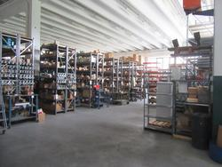 Heavy shelving and iron trucks - Lot 3 (Auction 44760)