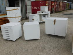 Shop furnishings and ari conditioning system - Lot  (Auction 4478)
