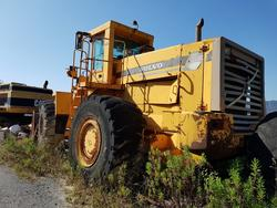 Volvo wheel loader - Lot 11 (Auction 4479)