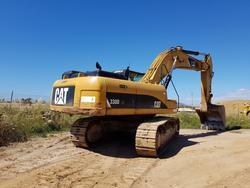 Cat crawler excavator - Lote 17 (Subasta 4479)