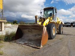 New Holland wheel loader - Lot 21 (Auction 4479)