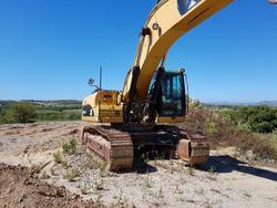 Cat crawler excavator - Lote 38 (Subasta 4479)
