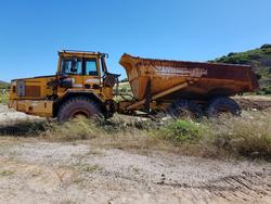 Volvo Dumper - Lot 39 (Auction 4479)