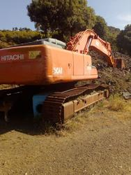 Hitachi Zaxis crawler excavator - Lot 43 (Auction 4479)