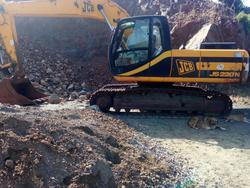 JCB crawler excavator - Lote 44 (Subasta 4479)