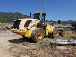New Holland wheel loader - Lot 45 (Auction 4479)