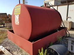 Diesel fuel tank - Lot 49 (Auction 4479)