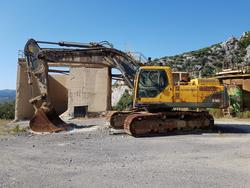 Volvo crawler Excavator - Lot 5 (Auction 4479)