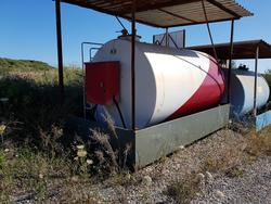 Diesel fuel tank - Lot 51 (Auction 4479)