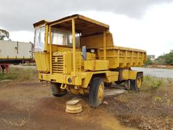 Mining truck - Lot 53 (Auction 4479)