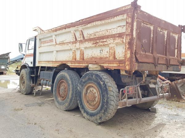 Immagine n. 6 - 54#4479 Camion da miniera Astra e autocarro Perlini