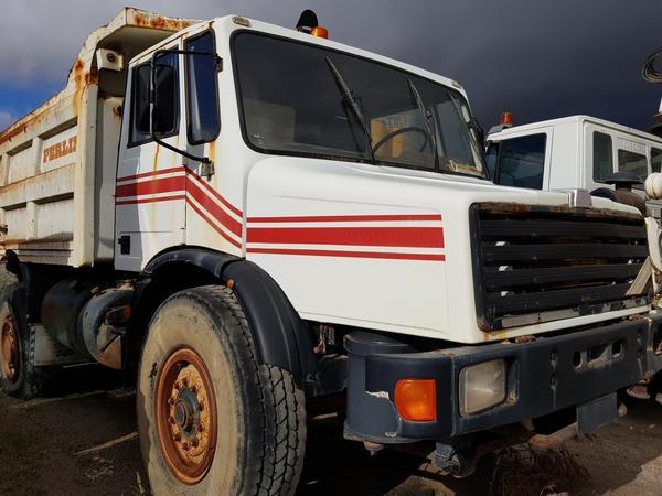 Immagine n. 9 - 54#4479 Camion da miniera Astra e autocarro Perlini