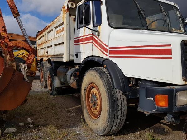 Immagine n. 10 - 54#4479 Camion da miniera Astra e autocarro Perlini