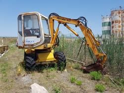MECALAC crawler mini excavator - Lote 57 (Subasta 4479)