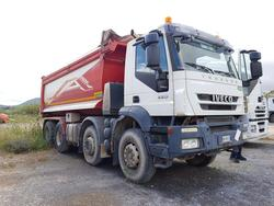 Iveco truck - Lot 60 (Auction 4479)
