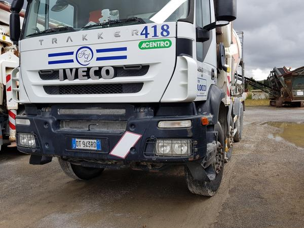 Immagine n. 14 - 61#4479 Betonpompa Iveco Trakker
