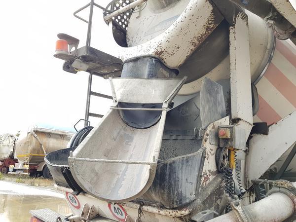 Immagine n. 22 - 61#4479 Betonpompa Iveco Trakker
