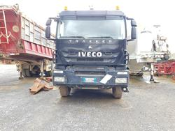 Iveco tractor road with Officine De Angelis platform - Lote 67 (Subasta 4479)