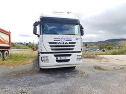Iveco Stralis road tractor with semi trailer - Lote 68 (Subasta 4479)