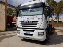 Iveco Stralis road tractor with semi trailer - Lote 69 (Subasta 4479)