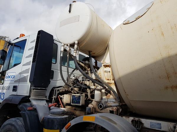Immagine n. 35 - 75#4479 Betoniera Iveco Eurotrakker e betonpompa